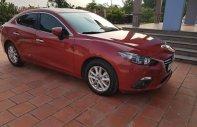 Cần bán Mazda 3 1.5 AT đời 2017, màu đỏ, đi ít giá 640 triệu tại Bắc Giang