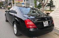 Cần bán Mercedes S350 màu đen 2006, Đk 2007, xe zin toàn bộ giá 650 triệu tại Tp.HCM
