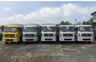 Xe tải thùng 4 chân DongFeng Hoàng Huy 17.9 tấn/ giá tốt/ chỉ cần trả trước 300 triệu nhận xe ngay giá 980 triệu tại Kiên Giang