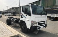 Bán xe tải Thaco Misubishi Fuso Canter 4.99 tải 2.1 tấn Euro 4 -2018 -Trả góp 80% giá 597 triệu tại Tp.HCM