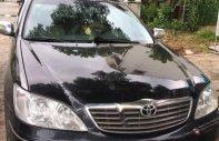 Cần bán gấp Toyota Camry 2.4 2002, màu đen, giá tốt giá 320 triệu tại Tiền Giang