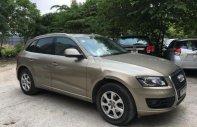 Chính chủ bán xe Audi Q5 2.0 AT 2011, màu vàng, xe nhập giá 999 triệu tại Hà Nội