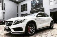 Bán xe Mercedes GLA 45 AMG 4Matic đời 2016, màu trắng, nhập khẩu giá 2 tỷ 120 tr tại Tp.HCM