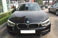 Bán BMW 118i màu nâu đen, sản xuất 2016, nhập khẩu, biển Hà Nội giá 1 tỷ 99 tr tại Hà Nội