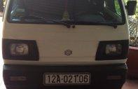 Bán ô tô Suzuki Super Carry Van sản xuất năm 2002, màu trắng giá 105 triệu tại Hải Phòng