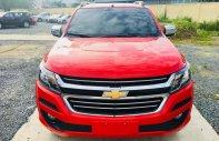 Cần bán xe Chevrolet Colorado 4x2 AT sản xuất 2018, màu đỏ, nhập khẩu giá 651 triệu tại Tp.HCM