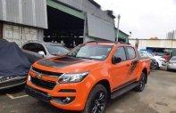 Bán Chevrolet Colorado năm sản xuất 2018, màu cam  giá 624 triệu tại Tp.HCM