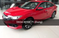 Honda Đà Nẵng - 0934898971 - Giá xe Civic 1.5L Turbo 2018, mua xe Civic 2018 nhập khẩu, mua xe ô tô trả góp giá 903 triệu tại Đà Nẵng