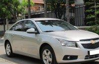 Bán xe Chevrolet Cruze 1.6MT đời 2014 số sàn, màu bạc  giá 375 triệu tại Tp.HCM