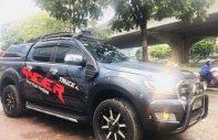 Chính chủ bán Ford Ranger 2.2 MT sản xuất năm 2016, màu xanh lam giá 665 triệu tại Hà Nội