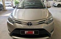 Cần bán xe Toyota Vios 1.5E MT 2018, màu vàng giá 570 triệu tại Tp.HCM