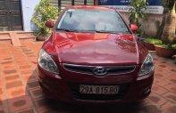 Bán Hyundai i30 SX sản xuất 2008, màu đỏ, nhập khẩu nguyên chiếc giá 340 triệu tại Hà Nội