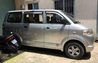 Bán Suzuki APV sản xuất 2007, màu bạc số sàn, giá 190 triệu giá 190 triệu tại Tp.HCM