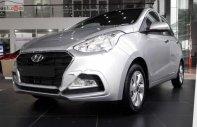 Cần bán Hyundai Grand i10 1.2 MT 2018, màu bạc, giá 384tr giá 384 triệu tại Hà Nội