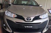 Bán ô tô Toyota Vios năm sản xuất 2018, tặng bảo hiểm 2 chiều giá 531 triệu tại Tp.HCM