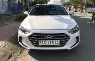 Hyundai Elantra 1.6AT GLS T12/2017 màu trắng xe đẹp như mới  giá 615 triệu tại Tp.HCM