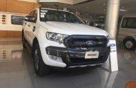 Bán xe Ford Ranger Wildtrak 3.2 4x4 AT đời 2018, động cơ dầu i4 dung tích 3.2L (160 mã lực, 385 Nm) giá 900 triệu tại Hà Nội