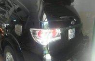 Cần bán gấp Toyota Fortuner AT 2014, màu đen  giá 720 triệu tại Đà Nẵng