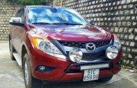 Bán Mazda BT 50 năm sản xuất 2015, màu đỏ, đăng ký T9/2015 giá 580 triệu tại Tp.HCM