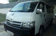Cần bán Toyota Hiace năm sản xuất 2011, màu trắng, giá 420tr giá 420 triệu tại Đà Nẵng