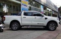 Bán Ford Ranger Wildtrak đời 2018, màu trắng, nhập khẩu giá 630 triệu tại Tp.HCM