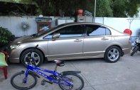 Bán Honda Civic AT 2.0 xe nhà dùng kỹ, màu vàng cát giá 385 triệu tại Tp.HCM