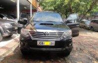 Bán Toyota Fortuner MT sản xuất năm 2013, xe cá nhân, biển Hà Nội giá 800 triệu tại Hà Nội