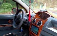 Cần bán Chevrolet Spark sản xuất 2009, màu đỏ, máy êm giá 155 triệu tại Tp.HCM