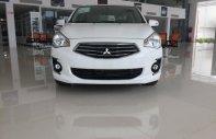 Bán Mitsubishi Attrage - trả trước 74tr - vay 5 năm, mỗi tháng trả 8-7 triệu giảm dần - xe có sẵn giao ngay giá 376 triệu tại Tp.HCM