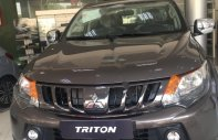 Bán Mitsubishi Triton 4x2 AT, 1 cầu, số tự động, nhập nguyên chiếc từ Thái Lan giá 586 triệu tại Hà Nội