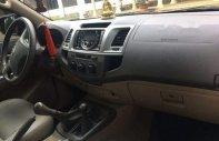 Cần bán gấp Toyota Hilux 3.0L 4x4 MT đời 2012, màu đen chính chủ giá cạnh tranh giá 485 triệu tại Gia Lai