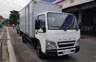 Xe tải Fuso Canter 6.5 3.5 tấn, đời 2018, nhập khẩu 100% từ Nhật Bản. Hỗ trợ vay vốn 75% giá 597 triệu tại Tp.HCM