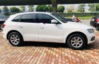 Bán Audi Q5 2.0 AT sản xuất 2014, màu trắng, xe nhập giá 1 tỷ 520 tr tại Hà Nội