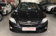 Bán ô tô Toyota Corolla altis 1.8AT sản xuất năm 2010, màu đen giá 465 triệu tại Phú Thọ