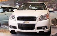 Bán xe Chevrolet Aveo sản xuất 2018, màu trắng giá 459 triệu tại Long An