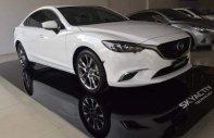 Cần bán Mazda 6 2.0 Premium đời 2018, màu trắng, giá tốt giá 899 triệu tại BR-Vũng Tàu