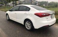 Cần bán Kia K3 đời 2016, màu trắng, xe mình mua mới từ đầu giá 476 triệu tại Vĩnh Phúc