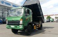 Bán xe ben Howo 6T5 thùng 5 khối giá 410 triệu tại Tp.HCM