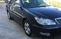 Bán Toyota Camry 2.4G năm sản xuất 2003, màu đen, 335tr giá 335 triệu tại Khánh Hòa
