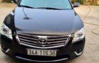 Bán ô tô cũ Toyota Camry 2.4G 2011, màu đen giá 750 triệu tại Khánh Hòa