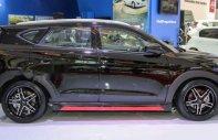 Bán Hyundai Tucson đời 2018, màu đen, xe nhập giá cạnh tranh giá Giá thỏa thuận tại Hà Nội