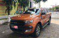Chính chủ bán xe Ford Ranger Wildtrak 3.2 năm sản xuất 2016, màu cam giá 760 triệu tại Đà Nẵng
