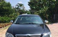 Xe Toyota Camry 2.4 sản xuất 2002, màu đen giá cạnh tranh giá 328 triệu tại Tiền Giang