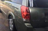 Cần bán gấp Nissan Quest đời 2005, màu xám, xe nhập giá cạnh tranh giá 400 triệu tại BR-Vũng Tàu