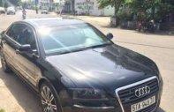 Bán Audi A8 sản xuất năm 2009, màu đen, nhập khẩu nguyên chiếc giá 1 tỷ 0 tr tại Tp.HCM