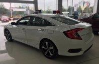 Honda Đà Nẵng *0934898971* Bán xe Civic 1.5L Turbo nhập nguyên chiếc 2018, có sẵn màu trắng giao ngay, hỗ trợ trả góp giá 903 triệu tại Đà Nẵng