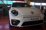 Volkswagen Beetle Beetle Dune sản xuất 2018, màu trắng, nhập khẩu, hỗ trợ vay 80% giá 1 tỷ 469 tr tại Khánh Hòa