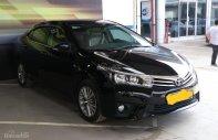 Bán ô tô Toyota Corolla Altis đời 2016, màu đen giá 705 triệu tại Đà Nẵng