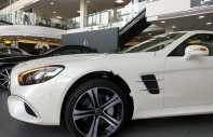 Bán Mercedes SL400 sản xuất 2018, màu trắng, xe nhập giá 6 tỷ 709 tr tại Tp.HCM