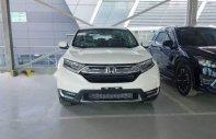 Bán Honda CR V 1.5L sản xuất năm 2018, màu trắng, nhập khẩu giá 1 tỷ 83 tr tại Tp.HCM